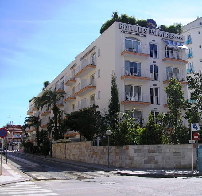Hotel Les Palmeres - Calella