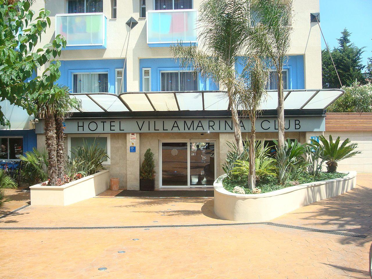Villamarina Club (hotel)