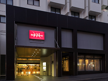 HOTEL MERCURE MONTMARTRE SACRE COEUR