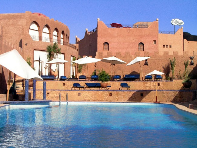 KASBAH LE MIRAGE AND SPA
