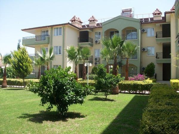 Melissa Garden Side Apart Hotel