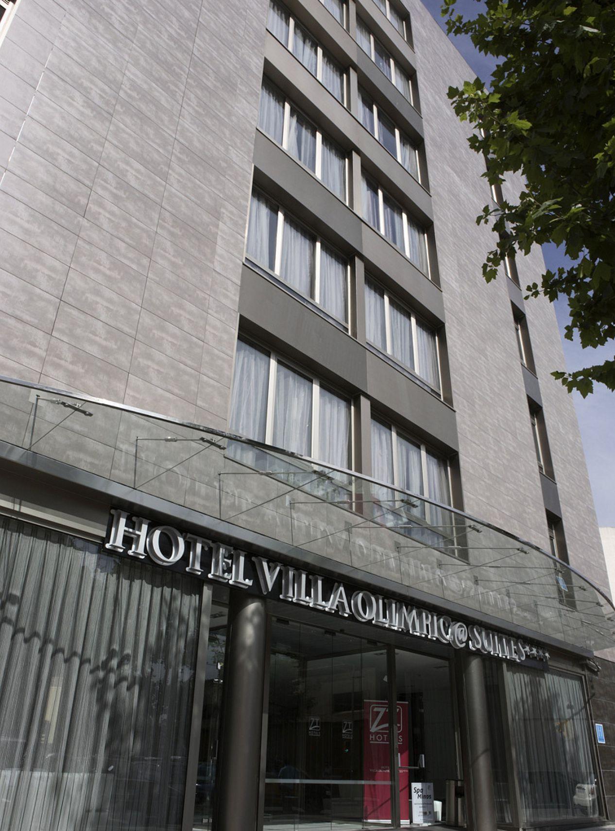 HOTEL & SPA VILLA OLIMPICA SUITES