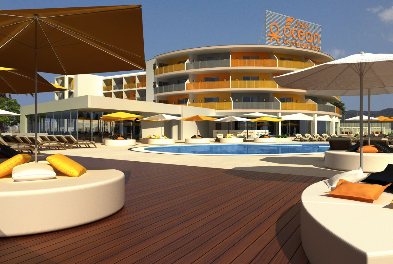 HOTEL THB BAHIA OCEAN BEACH