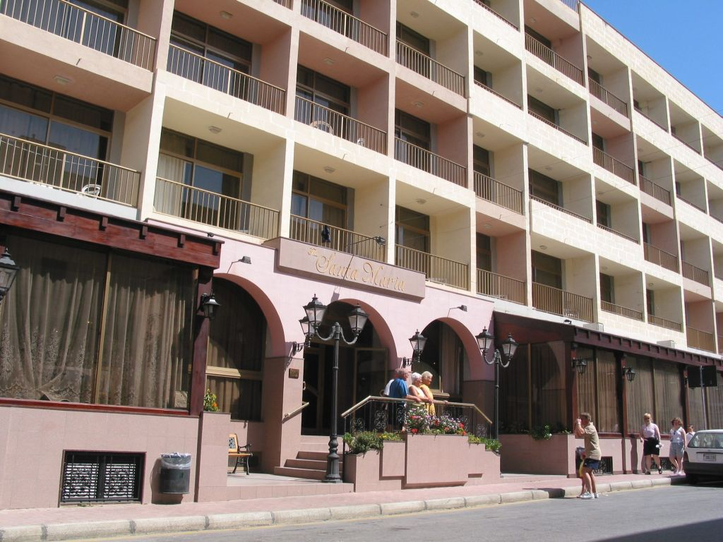 The Santa Maria Hotel (ex. Blue Sea)