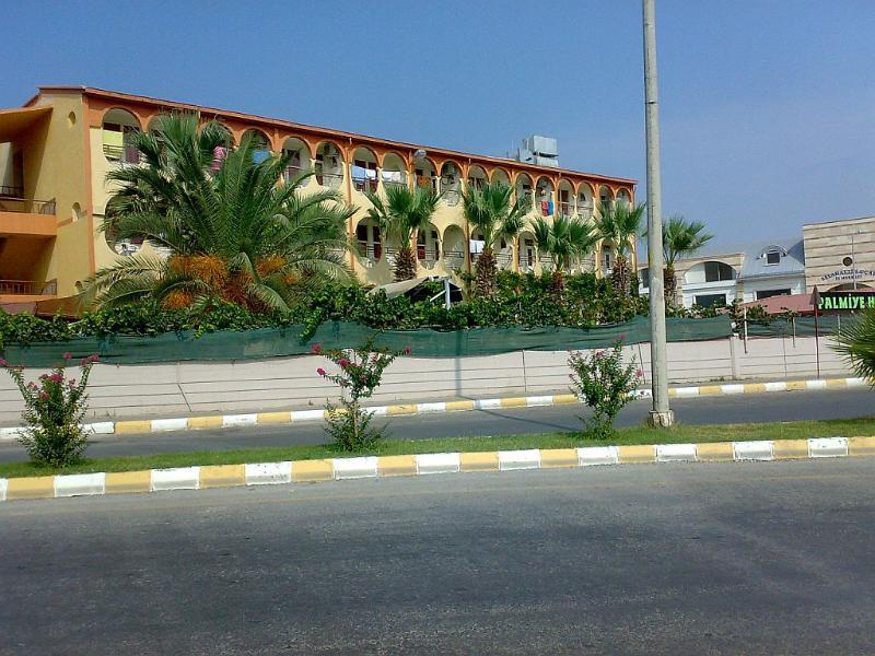 Palmiye Hotel Side.