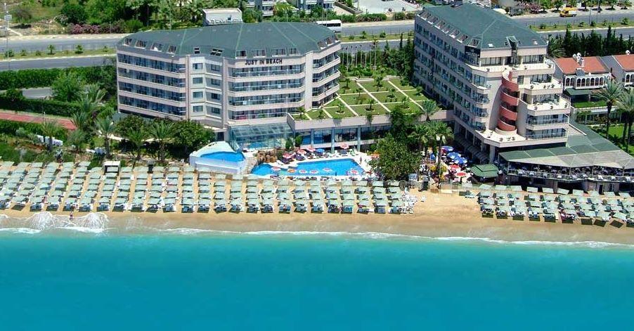 Aska Hotels Just In Beach