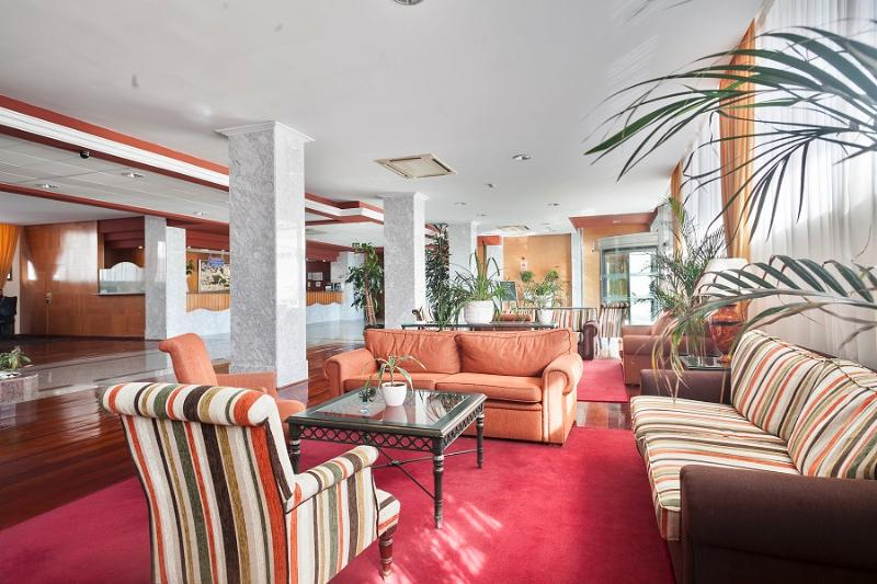 HOTEL BEST TRITON MAYORES 55 AÑOS - OVER 55 YEARS