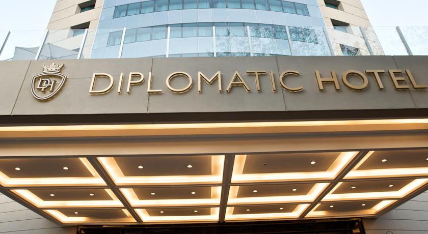 Guest-Incoming.com - DIPLOMATIC HOTEL