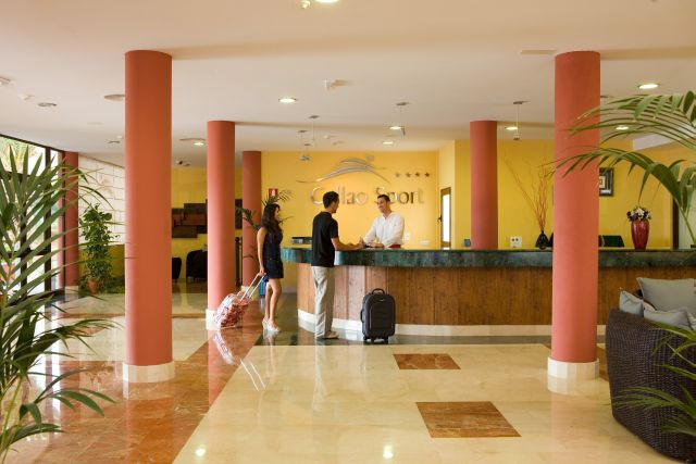 GRAND HOTEL CALLAO & SPA