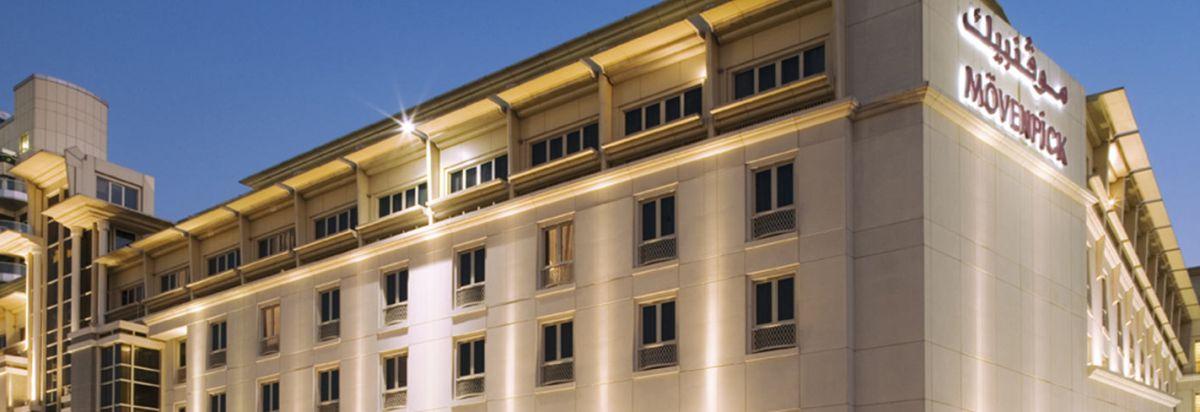 HOTEL MOVENPICK BURDUBAI