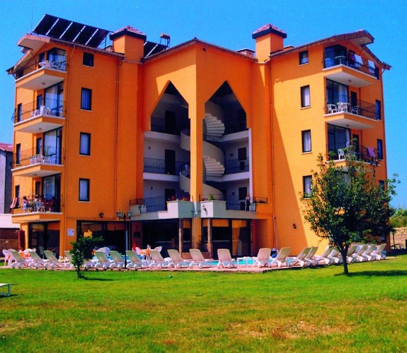 Begonville Apart Hotel