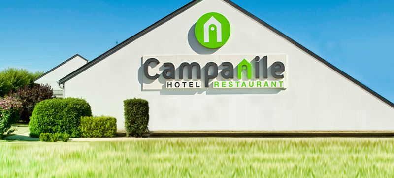 HOTEL CAMPANILE BUSSY SAINT GEORGES