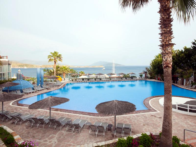 Hotel Isis Goddess Of Bodrum