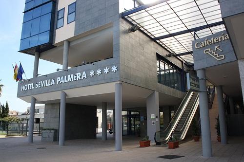 HOTEL SEVILLA PALMERA