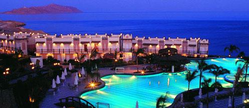 HOTEL CONCORDE EL SALAM (SPORT AREA)