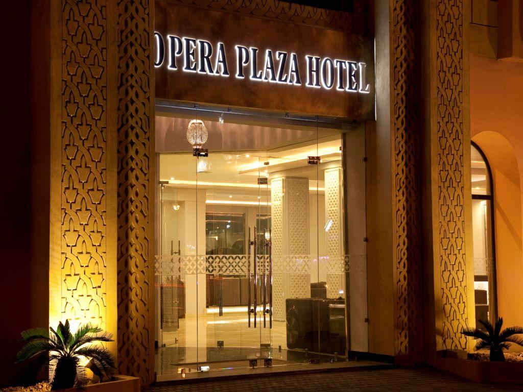 OPERA PLAZA HOTEL MARRAKECH
