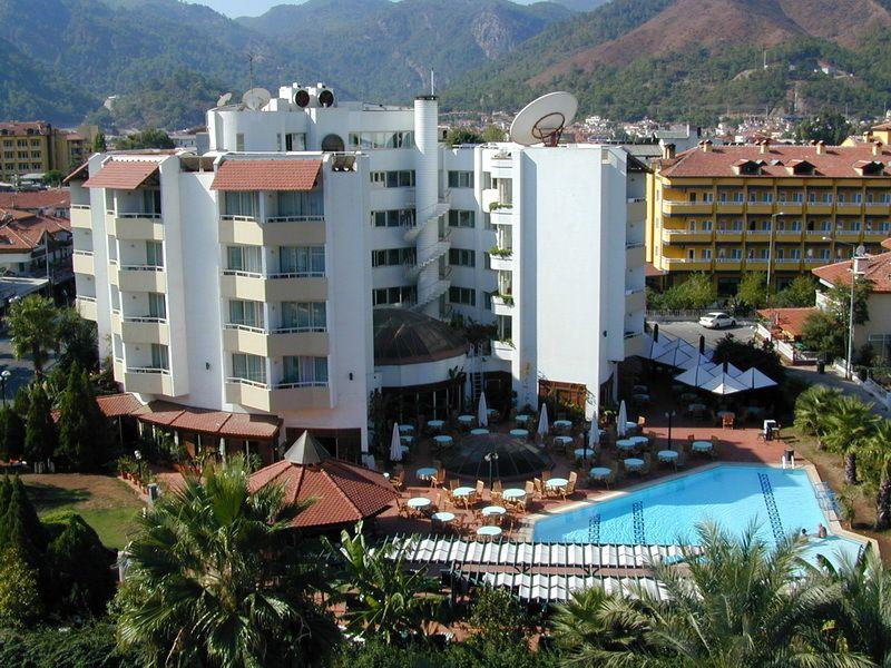 Idas Park (ex.verde Hotel)