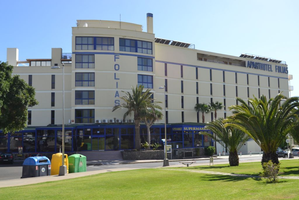Hotel Folias San Agustin