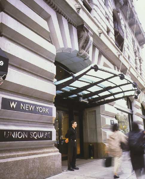 W HOTELS NEW YORK  UNION SQUARE
