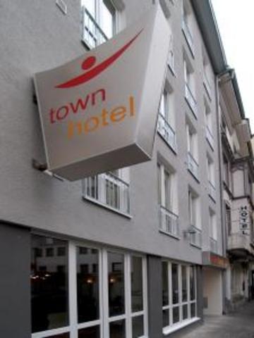 Hotel Town Hotel Wiesbaden