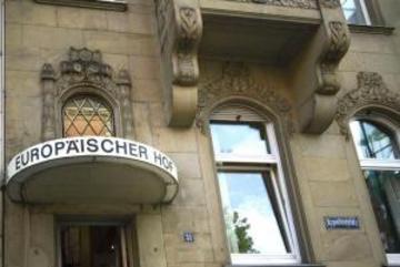 Hotel Europaeischer Hof Am Dom