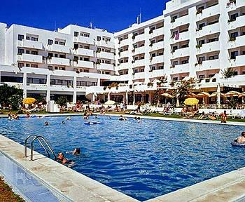 Albufeira Sol Hotel Apartamento And Spa