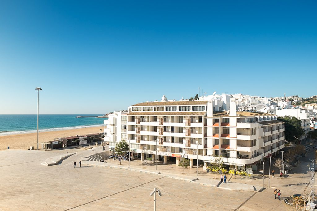 Edificio Albufeira Apartments Hotel Algarve Portugal Portugal Hotels Sunsearch Holidays
