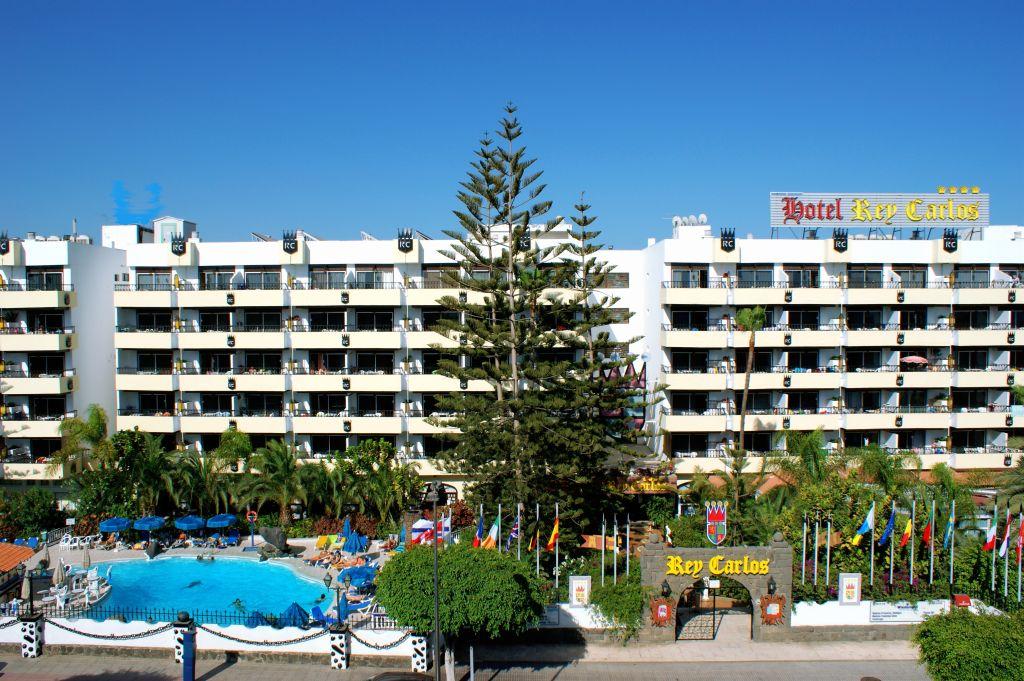 hotel rey carlos en gran canaria:
