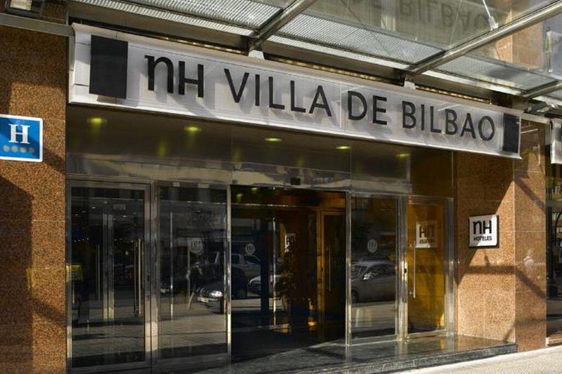 hotel villa bilbao:
