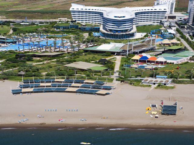 Hotel Concorde De Luxe Antalya Lara